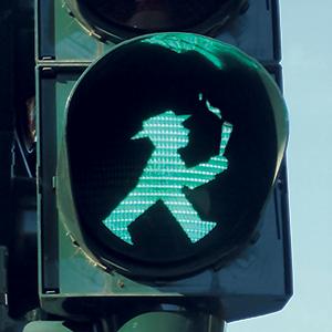 ...die Zeichen stehen auf grün