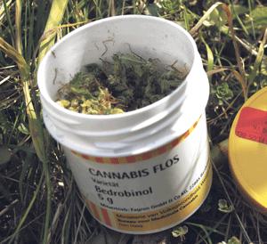 Cannabis aus der Apotheke