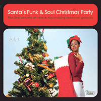 Santa's Funk & Soul Christmas Party Vol. 2