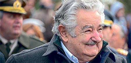 Präsident der Republik Uruguay