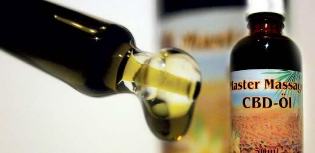 CBD-Öl-Massageoel
