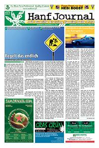Covergrafik vom Hanfjournal 171