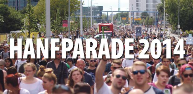 hanfparade2014-demo-leute-voll-menschen-schrift-party-truck-parade