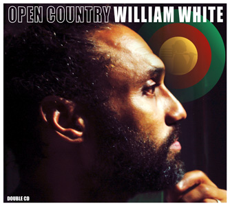 william-white-open-country-album-cover