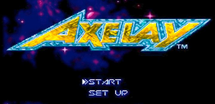 axelay-logo-start-screen