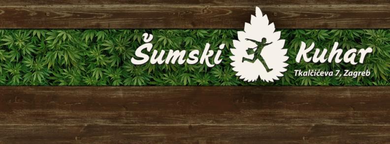 Das Logo des Sumski Kuhar – verdeutlicht die Liebe zur Natur und zur Pflanze Hanf. Bild: Sumsi Kuhar