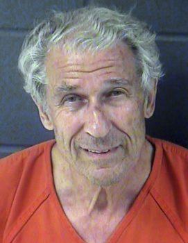Dion bei seiner festnahme 2013 / Foto: Junction City, Kansas Police