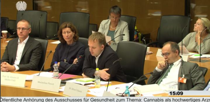Bild: deutscher Bundestag 2016