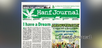 Hanf Journal 211 – August 2017
