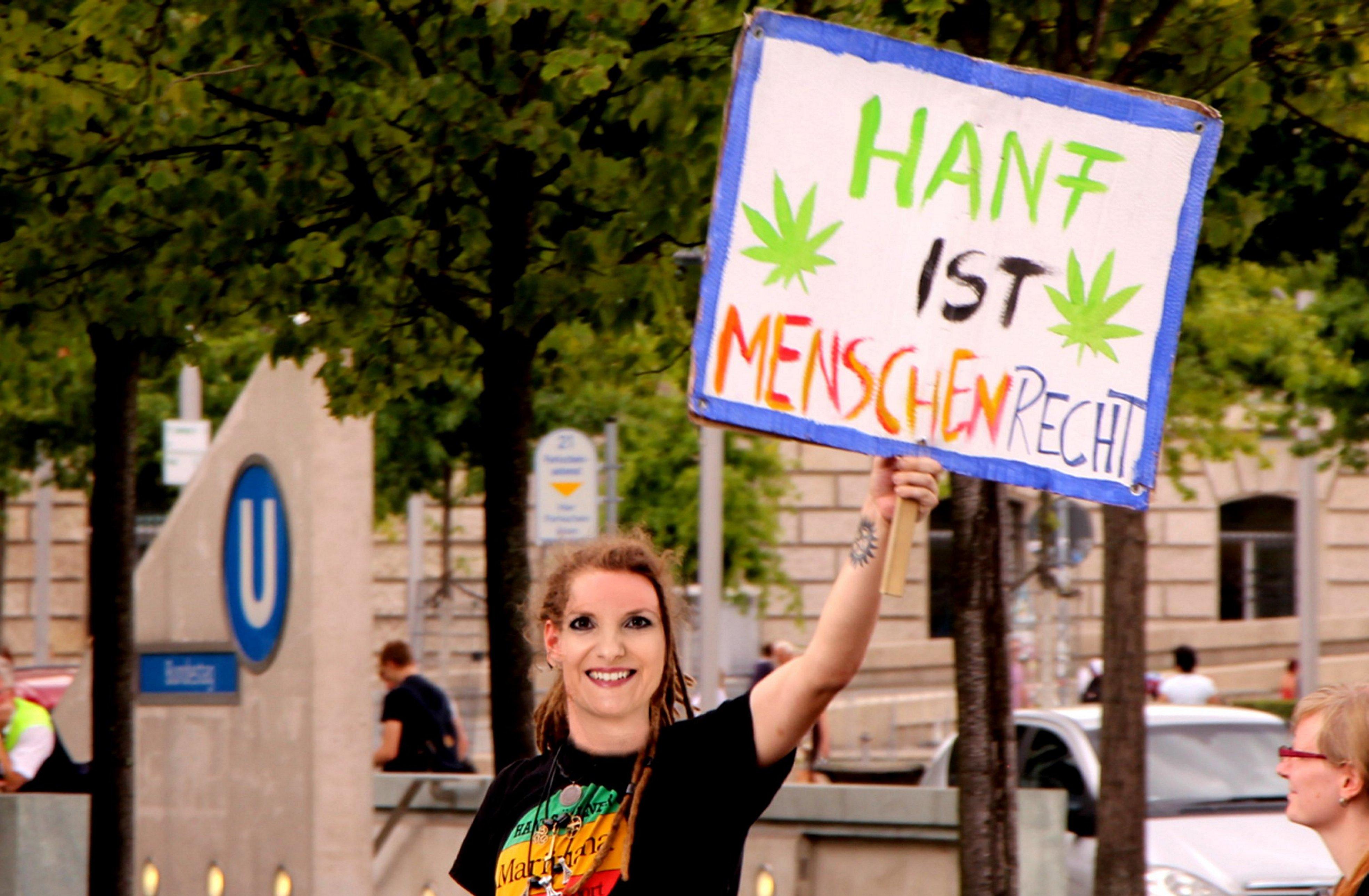 Cannabisanbau Strafe