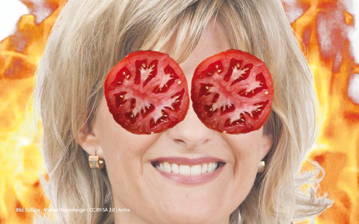 Ludwigs Irrglaube - Tomaten auf den Augen