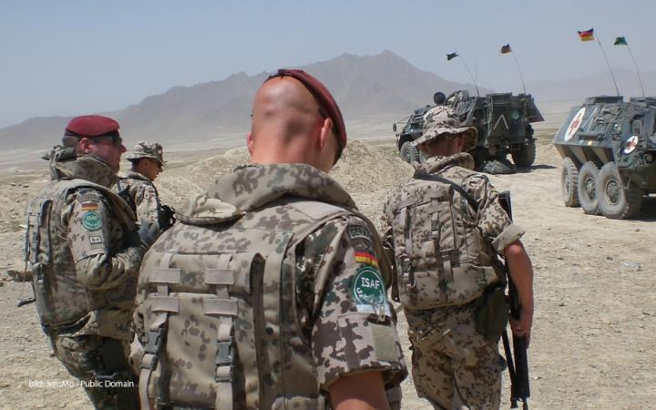 Trauerspiel von Afghanistan