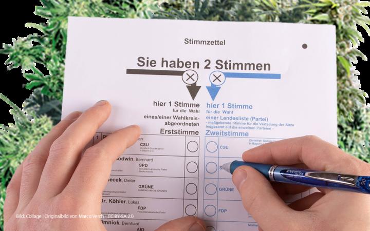CDU/CSU abwählen