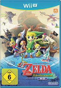 Link legt auf dem WiiU los Foto: Nintendo