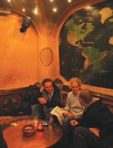 Das Hanf Journal zu Besuch im Coffeeshop Abraxas in Amsterdam