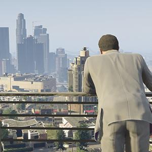 Eine neue Welt liegt zu Füßen Foto: Rockstar Games