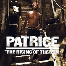 Patrice_TheRisingOfTheSon_Albumcover