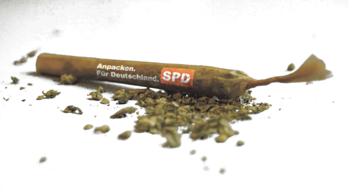 SPD-Anpacken für Deutschland